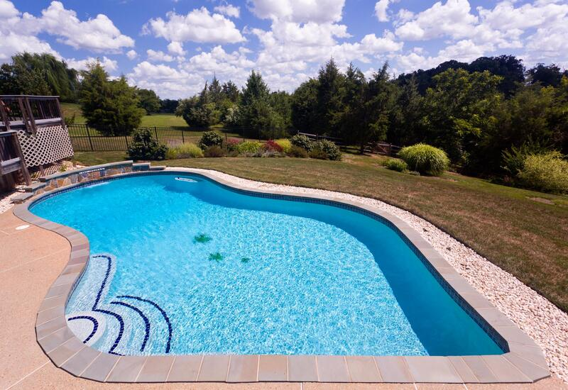 trusted pool builders of The Woodlands